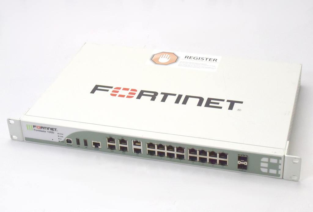 【期間限定!最安値挑戦】 Fortinet Fortigate-100D Fortigate-100D RAM4GB Flash 16GB Patch ファームウェアv4.0 build0665 130514 Fortinet (MR3 Patch 14) 設定初期化済【中古】【20190131】, サプライズWEB:370f3efd --- ges.me
