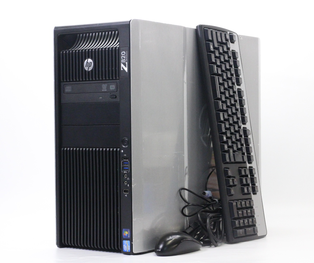 hp Z820 Workstation (水冷) 24コア Xeon E5-2697 (水冷) v2 Z820 DVD+-RW 2.7GHz*2 256GB 1TB(SSD) Quadro K4000 DVD+-RW Windows7 Pro 64bit【中古】【20190215】, Branding Labo:adf0f888 --- officewill.xsrv.jp