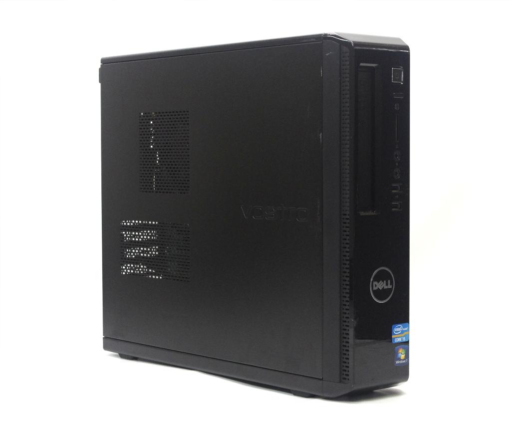 DELL Vostro 260s Core i5-2400 3.1GHz 4GB 500GB HDMI アナログRGB出力 DVD+-RW Windows7 Pro 64bit 【中古】【20190213】