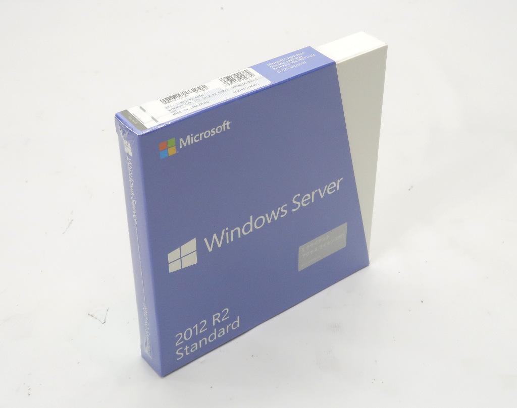 日本最大のブランド Microsoft Windows Server 2012 2012 Windows R2 Standard Standard 5クライアント 新品未開封リテールパッケージ【新品】【20190315】, HOOD:27086e52 --- delipanzapatoca.com