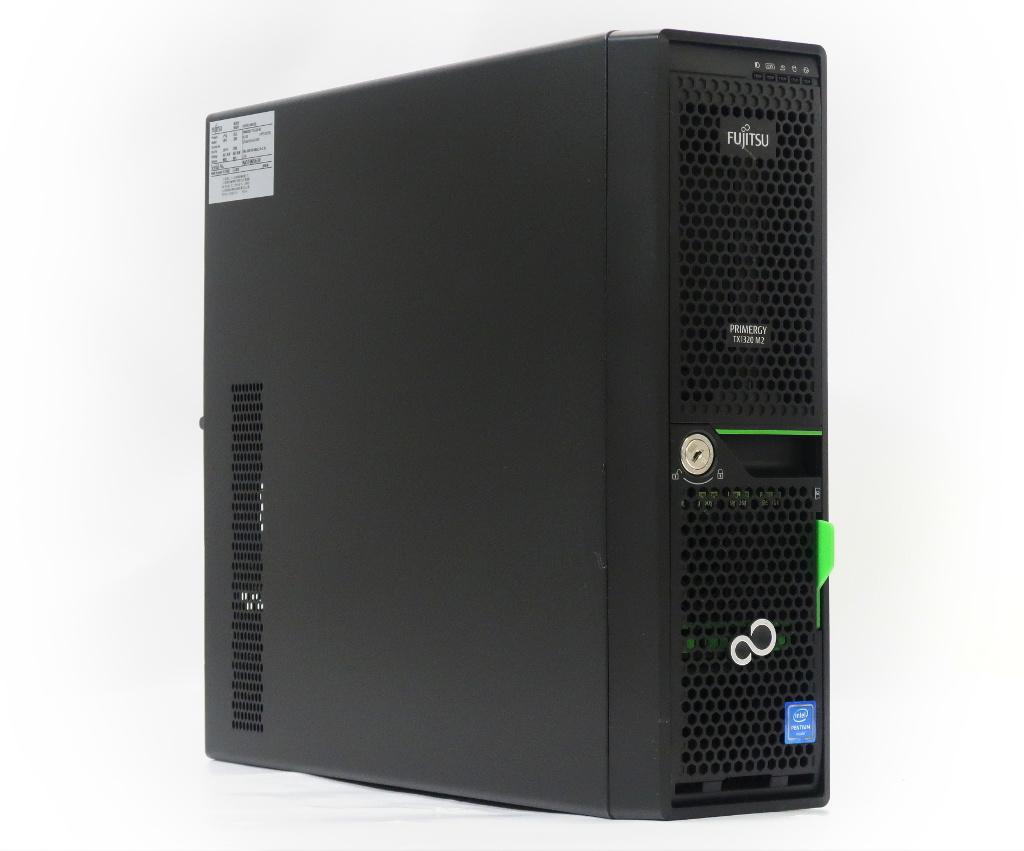 富士通 PRIMERGY TX1320 M2 Pentium PRIMERGY G4400 富士通 3.3GHz 8GB 8GB 450GBx4台(SAS2.5インチ/12Gbps/RAID5構成) DVD-ROM PRAID CP400i【中古】【20190221】, ますのすし本舗源:b9e12944 --- officewill.xsrv.jp