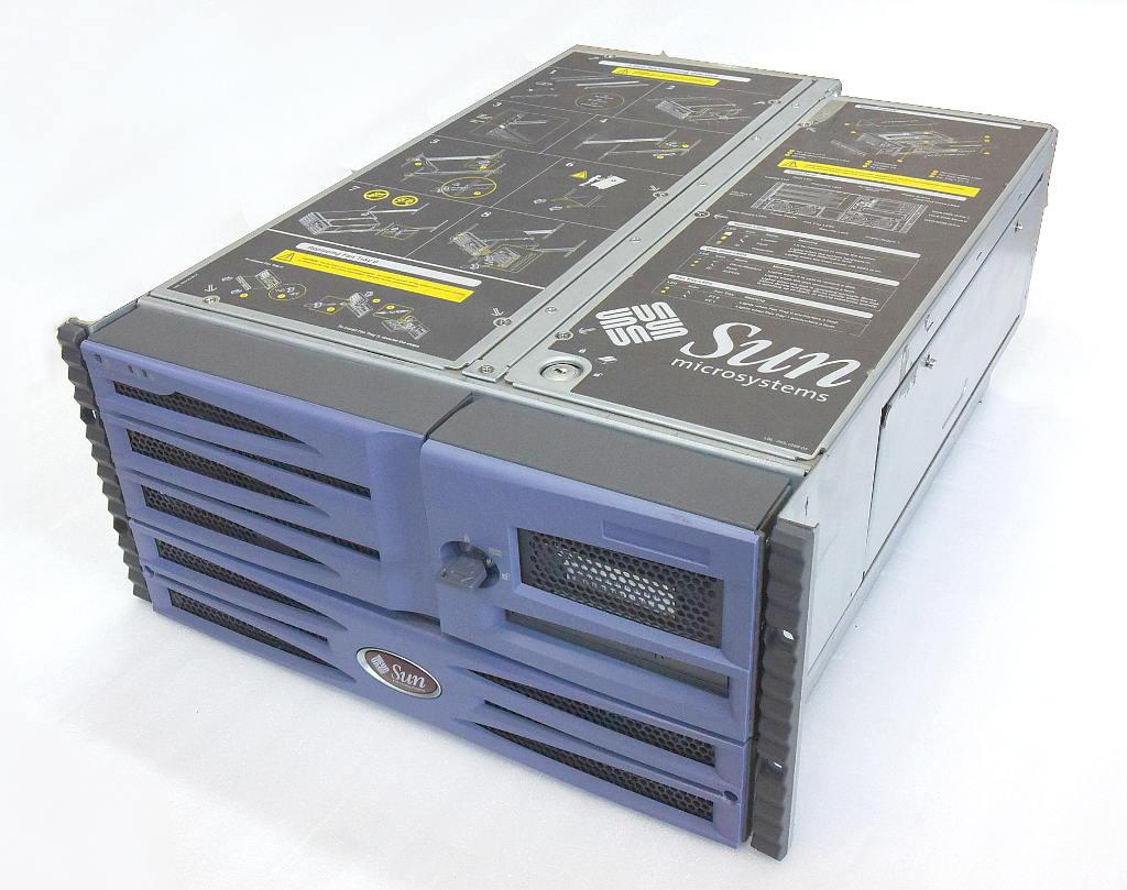【送料無料対象外】Sun Fire XVR-100 V490 V490 UltraSPARC-4+ 1.8GHz 32GB 73GB(SCSI) XVR-100 DVD-ROM DVD-ROM AC*2 OSなし【中古】【20190227】, トイチョウ:4e475489 --- officewill.xsrv.jp