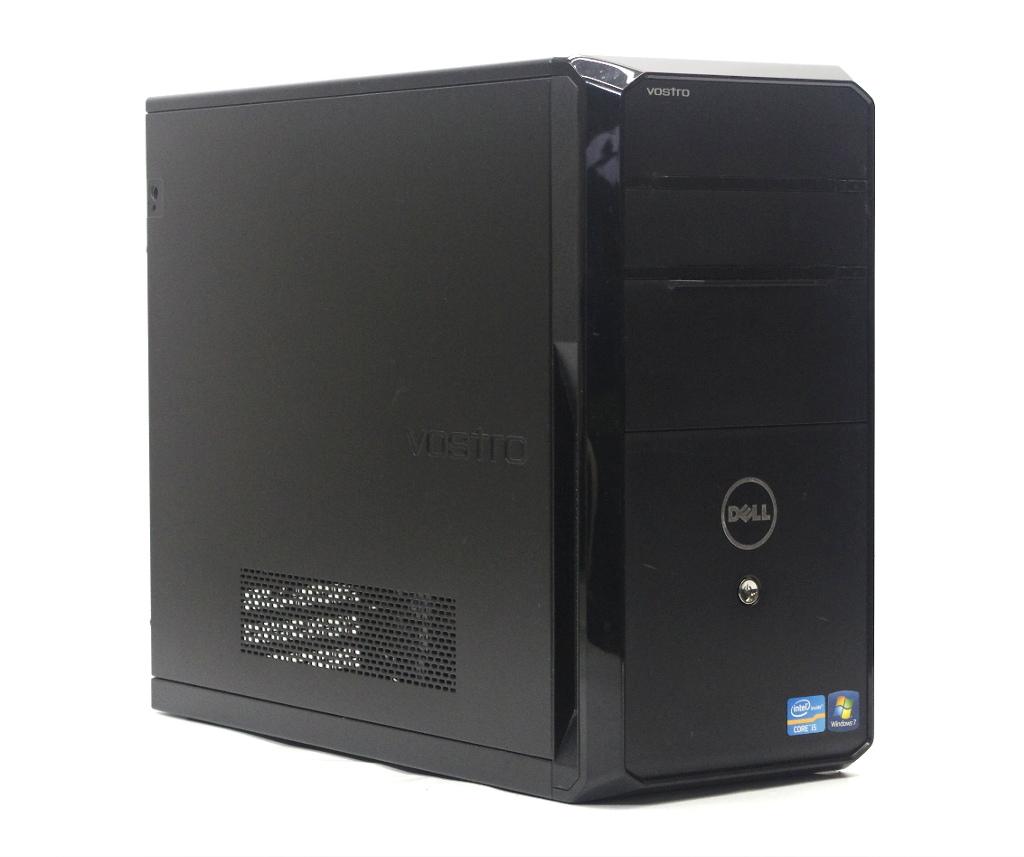 DELL Vostro 460 Core i5-2400 3.1GHz 4GB 500GB(HDD) GeForce GT530 DVD-ROM Windows7 Pro 64bit 【中古】【20190301】