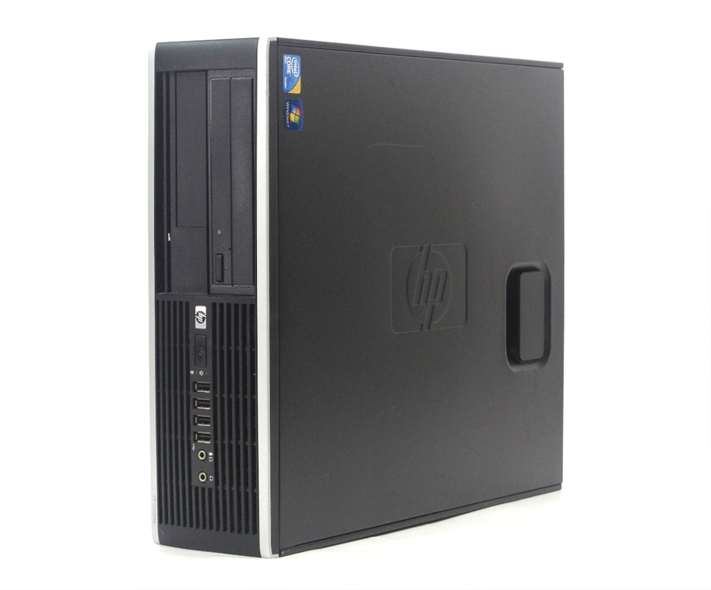 hp Compaq 6000 Pro SFF Core2Duo E7500 2.93GHz 2GB 160GB(HDD) DisplayPort アナログRGB DVD-ROM WindowsXP Pro 32bit 【中古】【20190315】