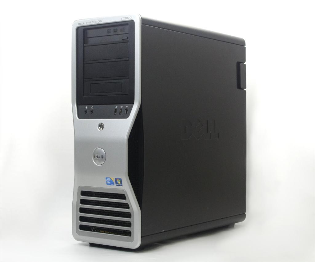 DELL Precision Workstation T7500 Xeon X5675 3.06GHz*2 48GB 500GB(HDD) Quadro 5000 DVD+-RW Windows7 Pro 64bit 【中古】【20190319】
