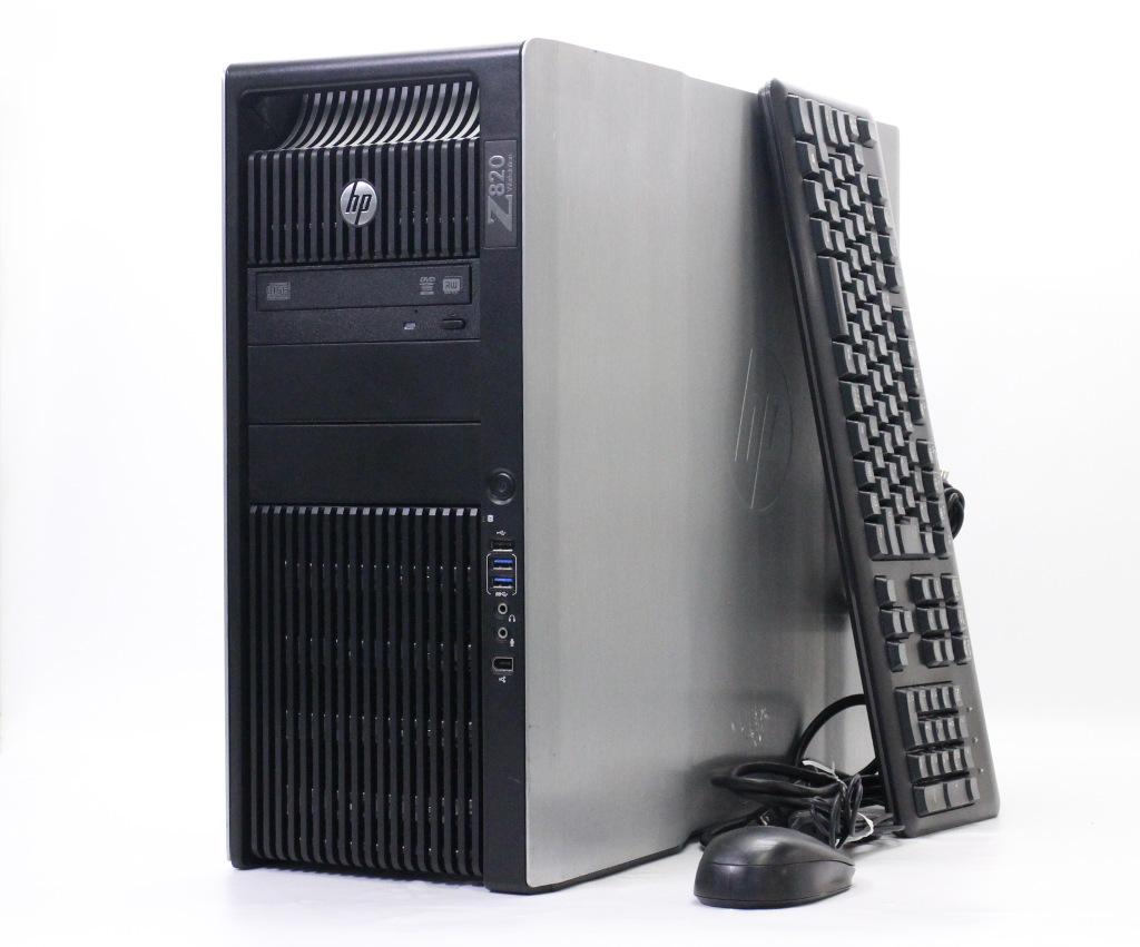 大切な hp Z820 Workstation Pro Workstation (水冷) 64bit Xeon E5-2687W 3.1GHz*2 128GB 960GB(SSD) Quadro 4000 DVD+-RW Windows7 Pro 64bit 高耐久SSD【】【20190415】, MATFER shop:e0c9ae10 --- greencard.progsite.com
