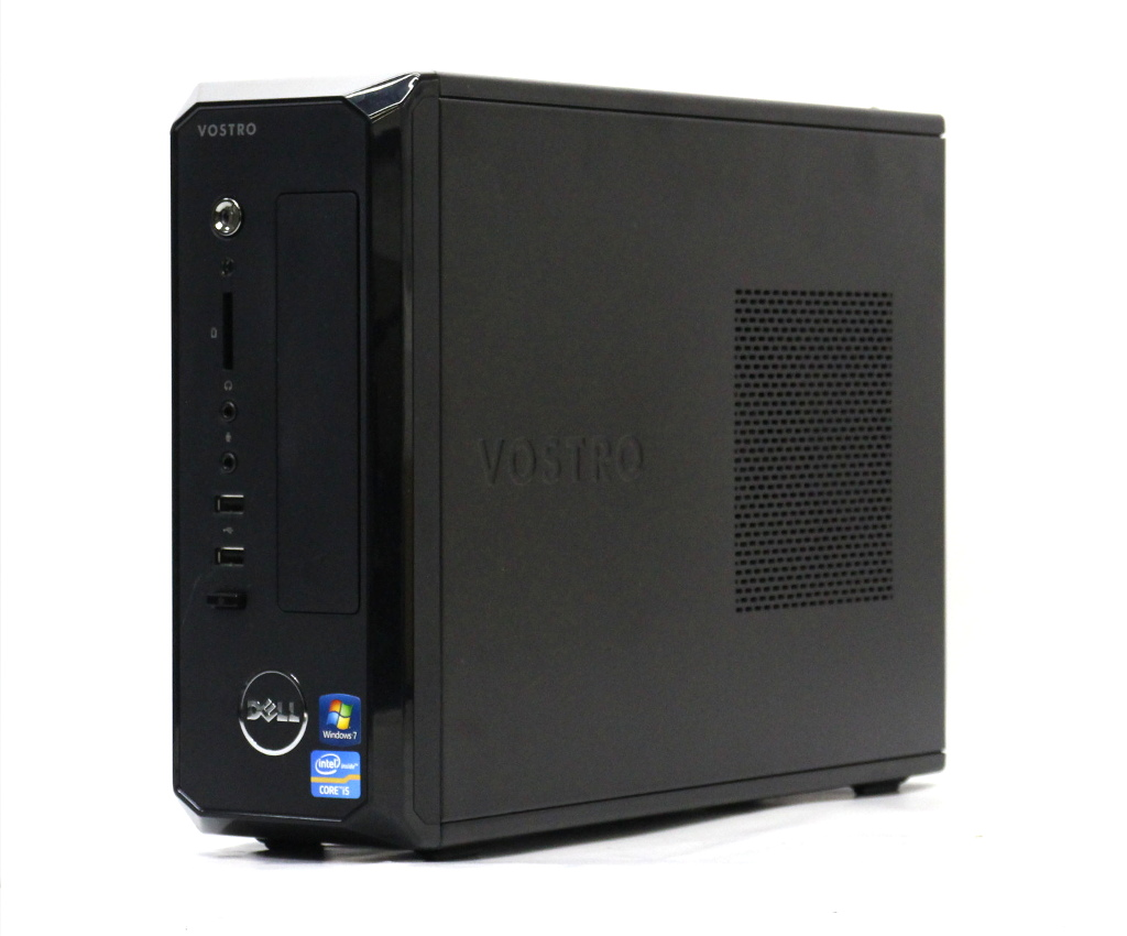 DELL Vostro 270s Core i5-3450S 2.8GHz 4GB 500GB(HDD) HDMI アナログRGB出力 DVD+-RW Windows7 Pro 64bit 【中古】【20190404】