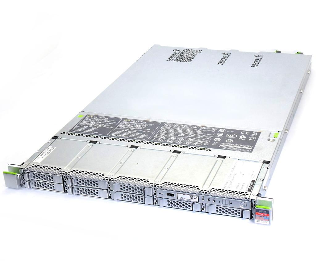 富士通 Oracle SPARC M10-1 SPARC64-X 2.8GHz 64GB 600GBx2台(SAS2.5インチHDD) AC*2 OSなし 【中古】【20190401】