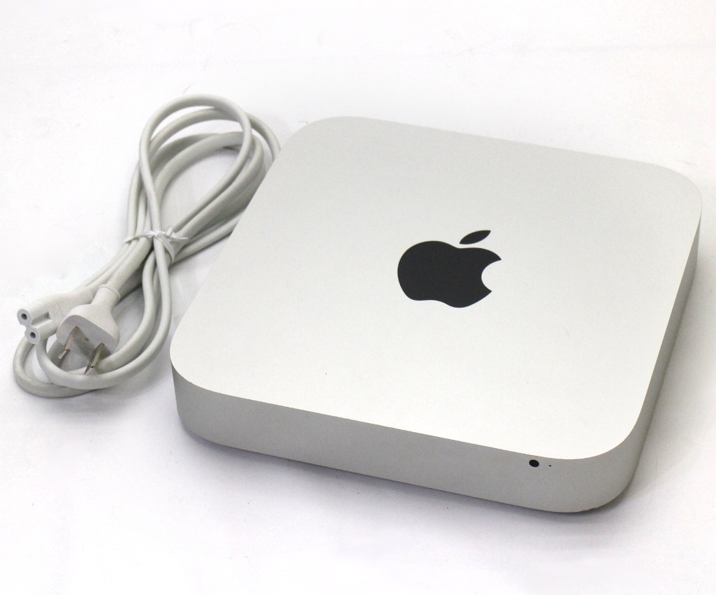 Apple Mac mini Late 2012 Core i5-3210M 2.5GHz 4GB 500GB(HDD) HDMI Thunderbolt出力 macOS Sierra 10.12.1 【中古】【20190401】