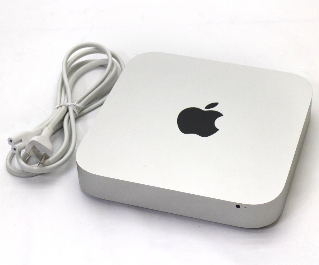 Apple Mac mini Late 2012 Core i7-3615QM 2.3GHz 16GB 1TB(HDD) HDMI Thunderbolt出力 macOS Sierra 10.12.1  【中古】【20190401】