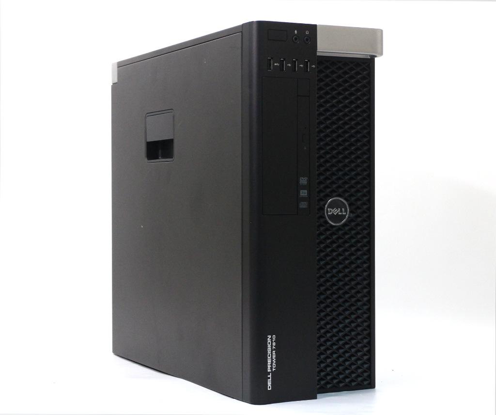 安いそれに目立つ DELL Precision Workstation TOWER 7810 Xeon E5-1650 v3 3.5GHz 32GB 256GB(SSD) Quadro K2200 DVD+-RW Windows7 Pro 64bit 【】【20191030】, クイチョウ fd029336