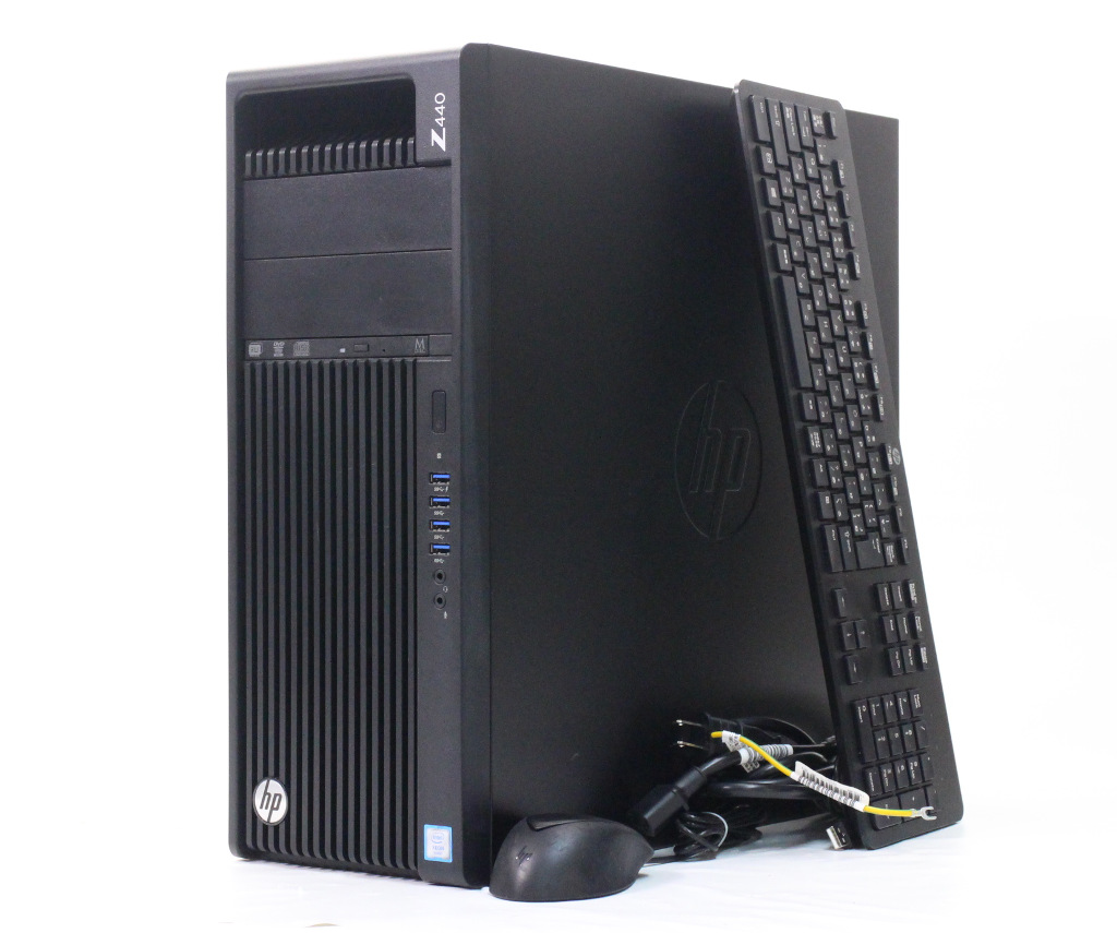 人気商品 hp Z440 Workstation Xeon E5-1650 v3 3.5GHz 32GB 240GB(SSD) Quadro M4000 DVD+-RW Windows10 Pro 64bit 新品SSD搭載 【】【20200130】, 山ノ内町 2037b8df