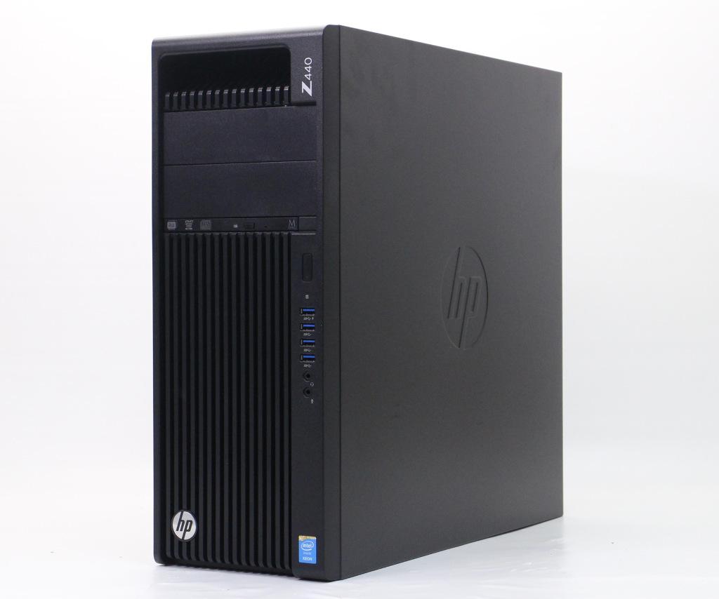 hp Z440 Workstation Xeon E5-1650 v3 3.5GHz 8GB 500GB K2200 64bit 20200215 難あり Pro 大放出セール 発売モデル Windows10 中古 Quadro HDD