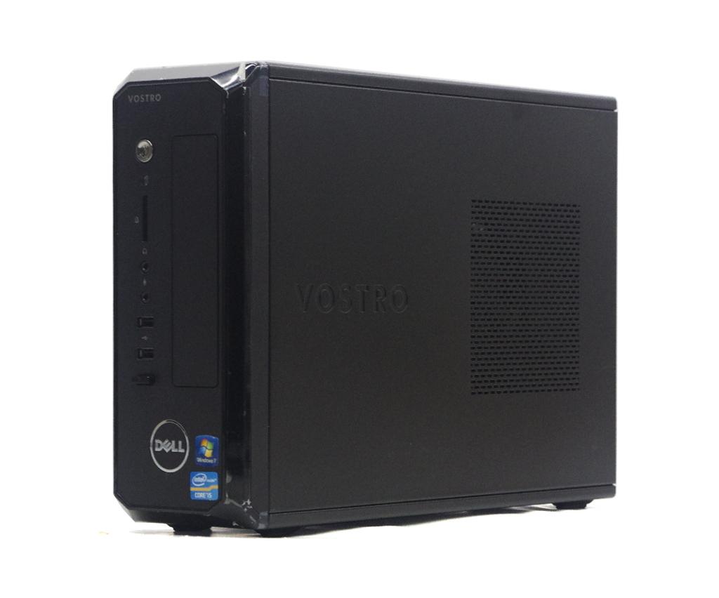 DELL Vostro 270s Core i5-3470S 2.9GHz 4GB 500GB(HDD) HDMI アナログRGB出力 DVD+-RW Windows7 Pro 64bit 【中古】【20200625】