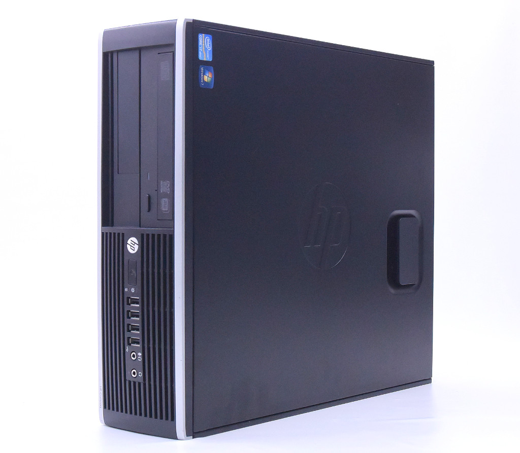hp Compaq Elite 8300 SFF Core i7-3770 3.4GHz 8GB 500GB(HDD) DisplayPort アナログRGB出力 DVD+-RW Windows10 Pro 64bit 【中古】【20200716】