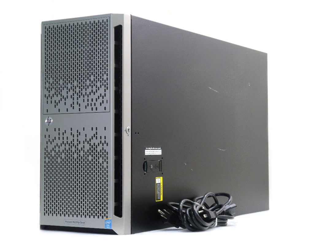 ふるさと納税 【送料無料対象外】【沖縄】hp ProLiant ML350p Gen8 Xeon E5-2630 v2 2.6GHz 16GB 600GBx3台(SAS2.5インチ/6Gbps/RAID5) AC*2 SmartArray P420i 重量物 【20210106】【送料無料ライン対象外】, ニットアンドファブリック 828f8389