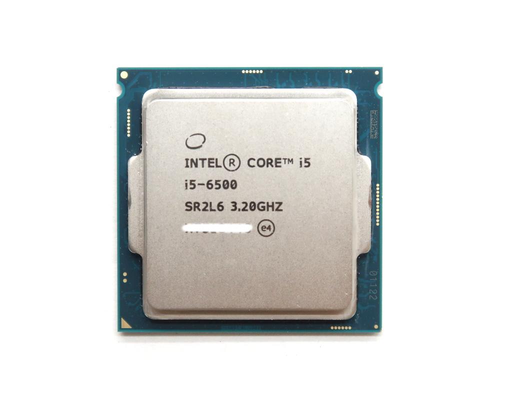 intel Core i5-6500 スーパーセール お中元 3.20GHz 4コア4スレッド FCLGA1151 中古 20210713 SR2L6