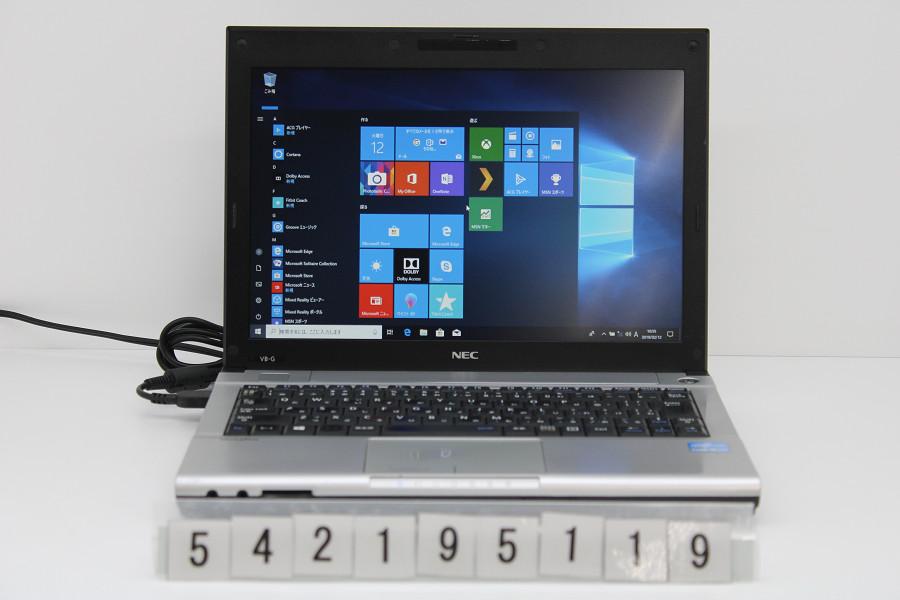 【ジャンク品 PC-VK27MBZDG】NEC PC-VK27MBZDG Core i5 3340M i5 2.7GHz Core/4GB/320GB/12.1W/WXGA(1280x800)/Win10【中古】【20190214】, 湯布院町:fa5436b2 --- officewill.xsrv.jp