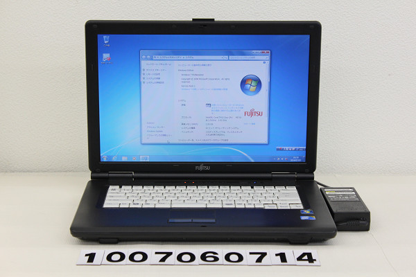 富士通 FMV A8295 Core2Duo 2 53GHz 2GB 160GB MULTI 15 4W Win720140Yf7yb6g