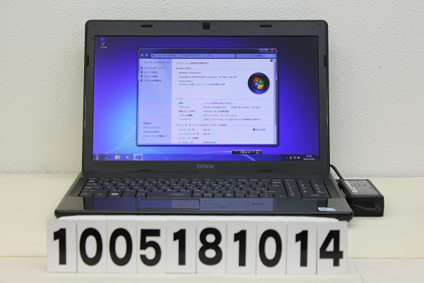 EPSON Endeavor NJ3300 CeleronP4500 4G 160G MULTI 15 6W Win7201412093T1clFJuK