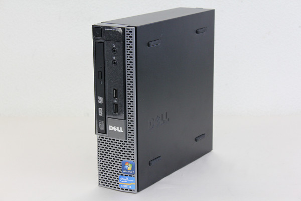 DELL OPTIPLEX 990 USFF Core-i3-3 3GHz/4GB/128SSD/MULTI/Win7