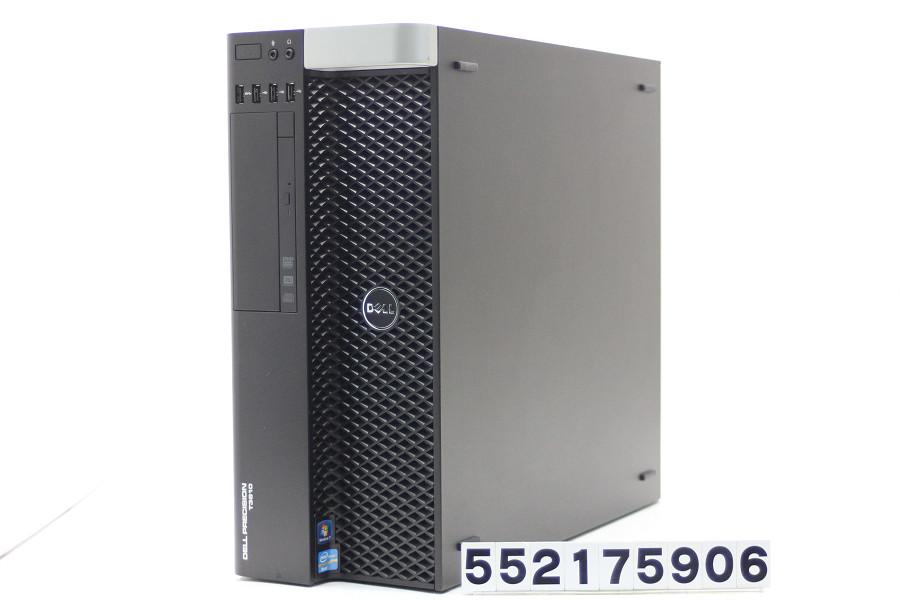 DELL Precision T3610 Xeon E5-1620 v2 3.7GHz/8GB/500GB/Multi/RS232C/Win7/Quadro K2000【中古】【20171223】