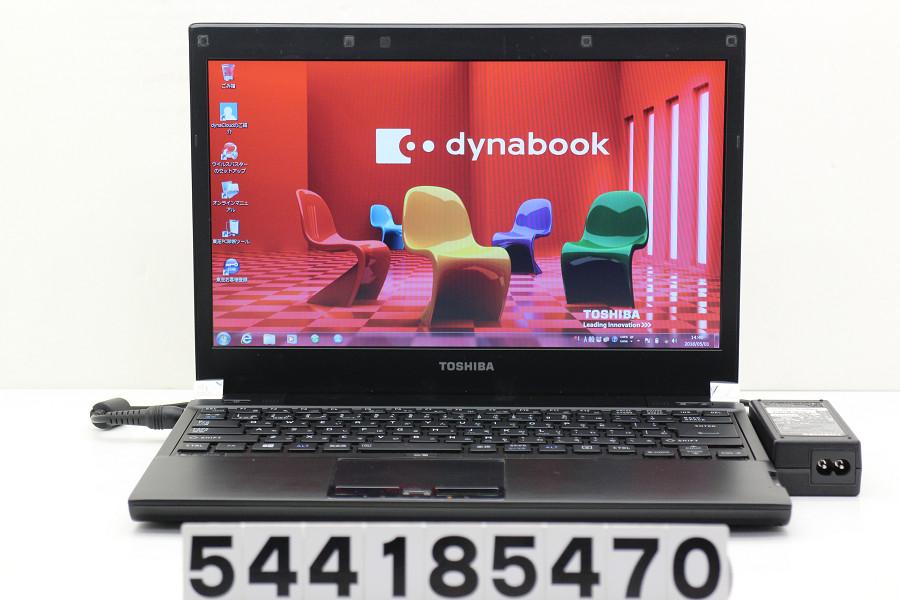 東芝 dynabook R732/F Core i5 3320M 2.6GHz/4GB/128GB(SSD)/Multi/13.3W/FWXGA(1366x768)/Win7【中古】【20180502】