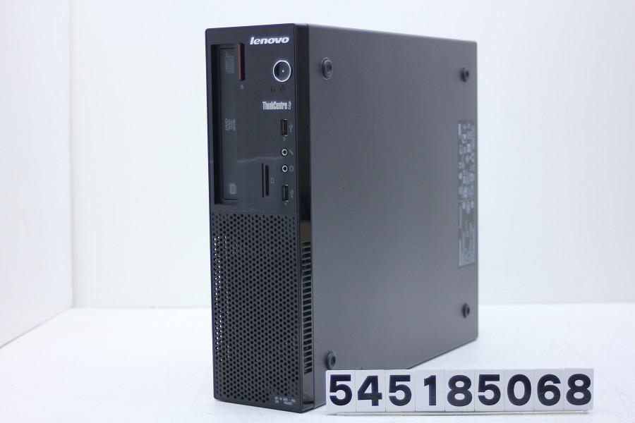 Lenovo ThinkCentre Edge 72 Small Core i5 3470S 2.9GHz/4GB/500GB/Multi/RS232C/Win7【中古】【20180502】