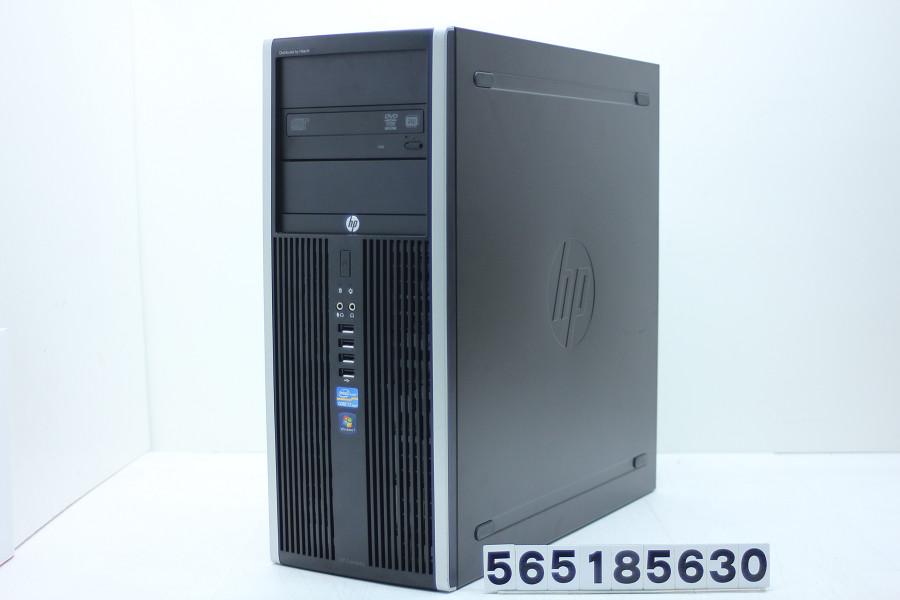 hp Compaq Elite 8300 CMT Core i7 3770 3.4GHz/8GB/1TB/Multi/RS232C/Win7/GeForce GTX 1050Ti【中古】【20180523】