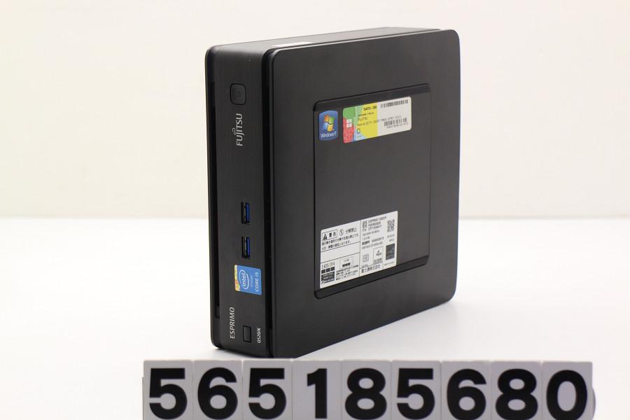 富士通 ESPRIMO Q520/K Core i5 4590T 2GHz/4GB/320GB/Multi/Win10【中古】【20180613】