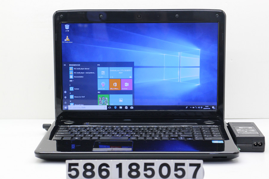 【ジャンク品】DOSPARA Prime Note Critea DX3 02 Core i3 3110M 2.4GHz/4GB/320GB/Multi/15.6W/FWXGA/Win10 色々難あり【中古】【20180705】