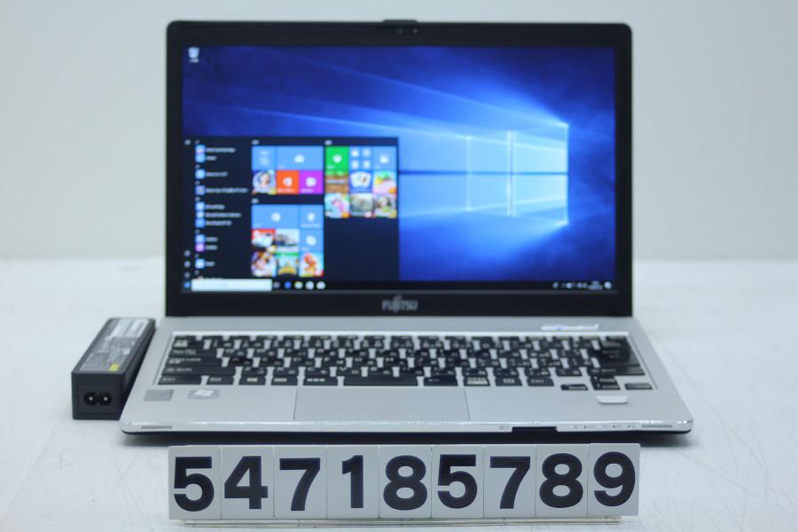 富士通 LIFEBOOK S904/J Core i5 4300U 1.9GHz/4GB/128GB(SSD)/Multi/13.3W/FHD(1920x1080)/Win10【中古】【20180718】