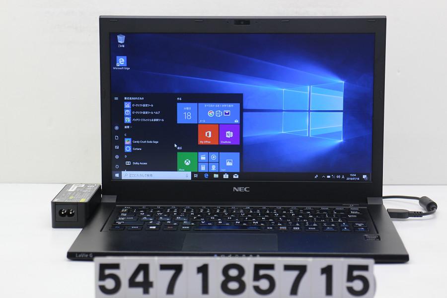 NEC PC-GN17411U2 Core i5 4210U 1.7GHz/4GB/256GB(SSD)/13.3W/WQHD(2560x1440)/Win10【中古】【20180724】