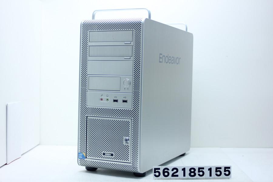 EPSON Endeavor Pro7000 Core i7 920 2.66GHz/6GB/500GB/Multi/Win10/GeForce GTX 660 HDDベイ鍵欠品【中古】【20180731】