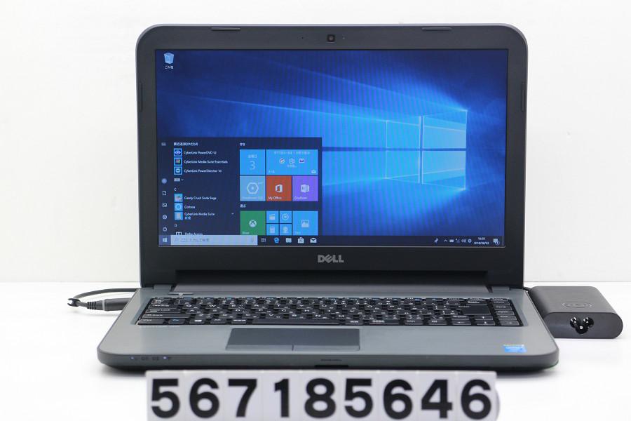 DELL Latitude 3440 Core i3 4010U 1.7GHz/4GB/500GB/Multi/14W/FWXGA(1366x768)/Win10【中古】【20180807】