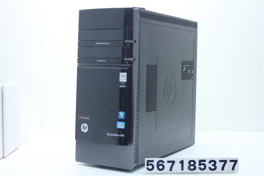 hp Pavilion HPE h8-1360jp Core i7 3770 3.4GHz/8GB/1TB/Multi/Win10/GeForce GTX 1050Ti【中古】【20180821】