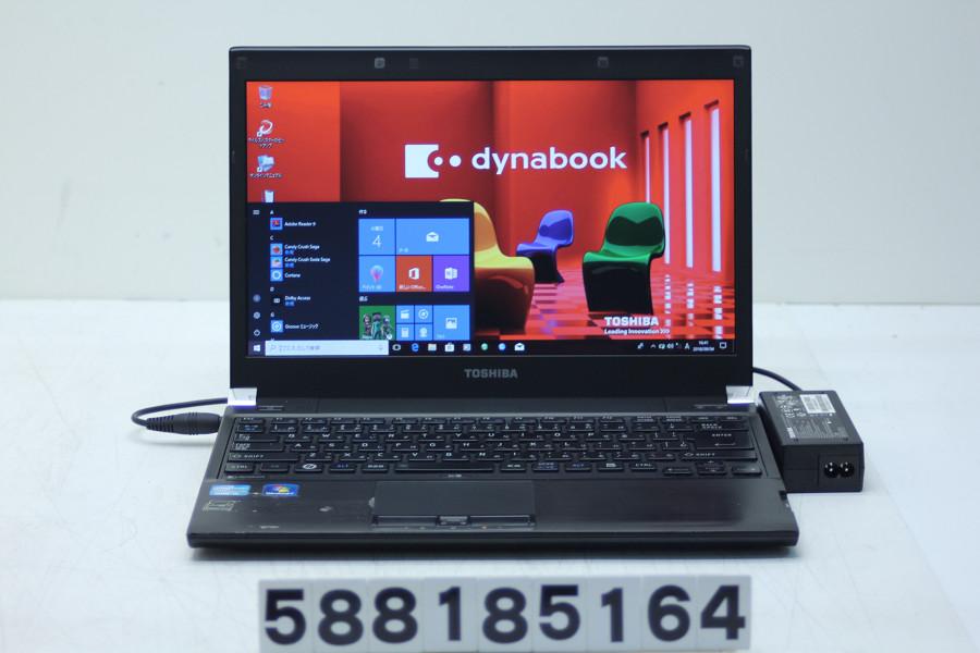 東芝 dynabook R731/C Core i5 2520M 2.5GHz/4GB/250GB/13.3W/FWXGA(1366x768)/Win10【中古】【20180911】