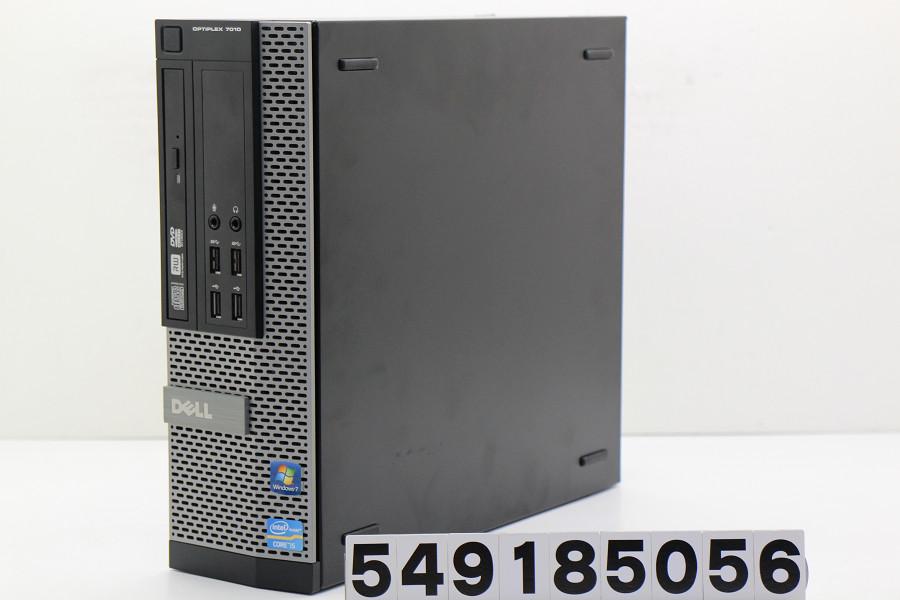 DELL Optiplex 7010 SFF Core i5 3570 3.4GHz/4GB/500GB/Multi/RS232C/Win10/Radeon HD 7470【中古】【20180911】