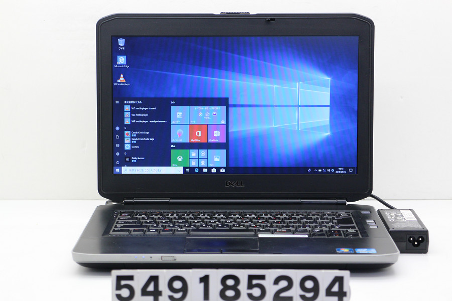 DELL Latitude E5430 Core i5 3340M 2.7GHz/4GB/320GB/Multi/14W/FWXGA(1366x768)/Win10【中古】【20180918】