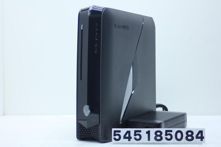 DELL Alienware X51 Core i7 3770 3.4GHz/8GB/1TB/Multi/Win10/GeForce GTX 1050Ti【中古】【20180925】