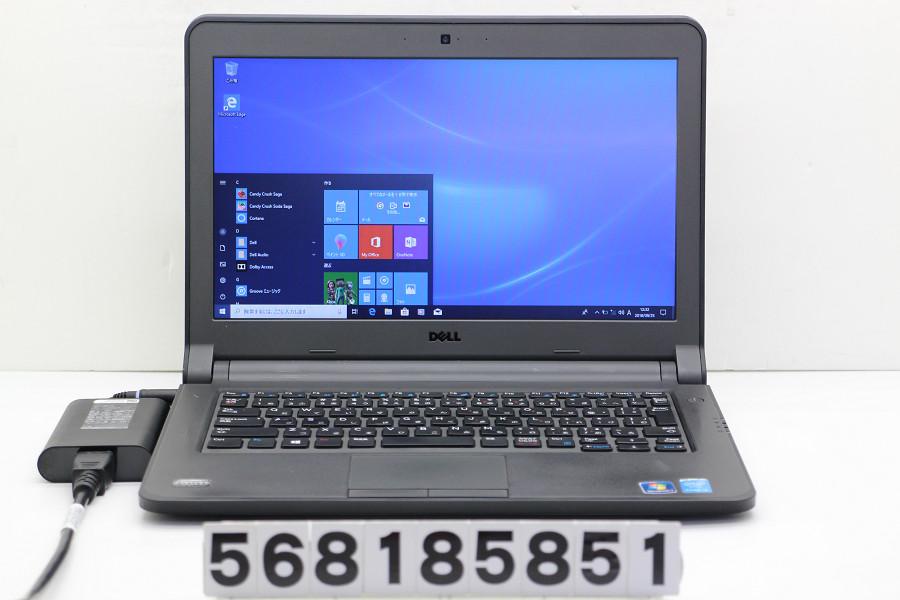 DELL Latitude 3340 Core i5 4200U 1.6GHz/4GB/500GB/13.3W/FWXGA(1366x768)/Win10【中古】【20180926】