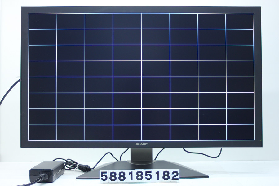 SHARP PN-K321 32インチワイド 4K(3840x2160)液晶モニター DisplayPort×1/HDMI×2【中古】【20181006】