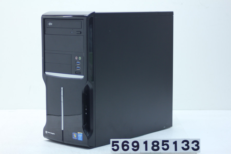 mouse computer Mpro-i475B Core i7 4770 3.4GHz/16GB/1TB/Multi/Win10/GeForce GTX 1050Ti【中古】【20181006】