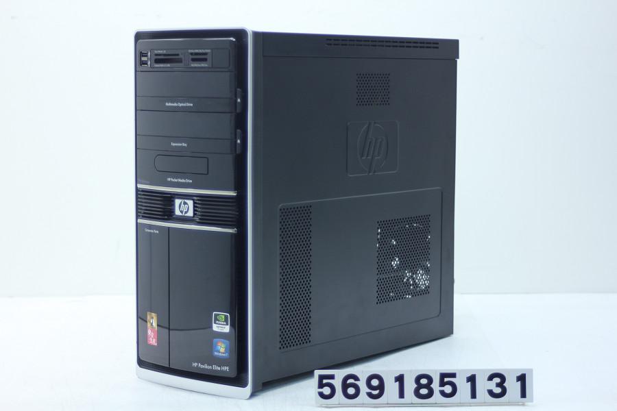 hp Pavilion Elite HPE-560jp AMD PhenomII X6 1090T 3.2GHz/4GB/2TB/Multi/Win10/GeForce GT 420【中古】【20181006】