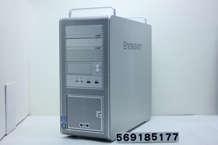 EPSON Endeavor Pro7500 Core i7 3820 3.6GHz/8GB/500GB/Multi/Win10/GeForce GTX 960【中古】【20181006】