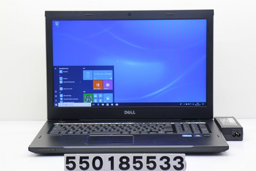DELL Vostro 3750 Core i5 2410M 2.3GHz/4GB/320GB/Multi/17.3W/WXGA++(1600x900)/Win10 画面表示難あり【中古】【20181018】