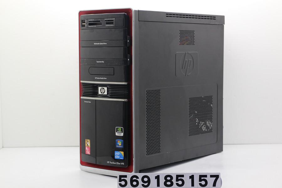 hp Pavilion Elite HPE-590jp Core i7 950 3.06GHz/6GB/2TB/Multi/Win10/Radeon HD 5770【中古】【20181026】