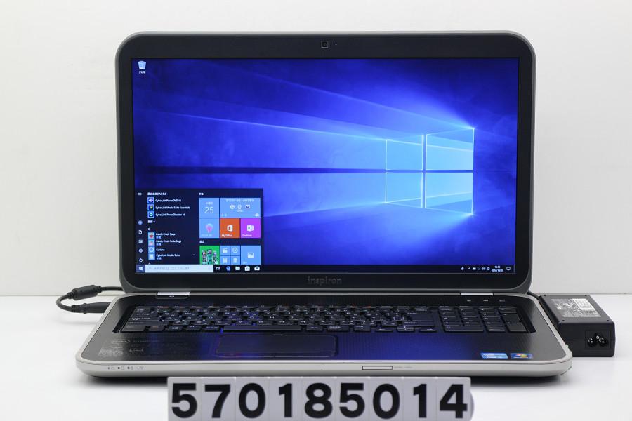 DELL Inspiron 7720 Core i5 3210M 2.5GHz/4GB/1TB/Blu-ray/17.3W/FHD(1920x1080)/Win10/GeForce GT650M【中古】【20181026】