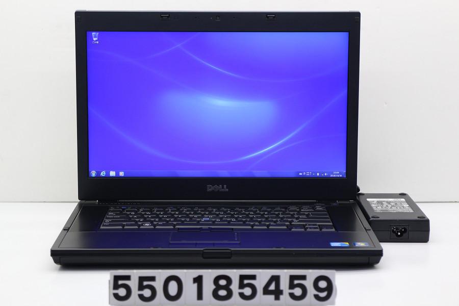 DELL Precision M4500 Core i7 Q740 1.73GHz/8GB/256G(SSD)/Multi/15.6W/FHD(1920x1080)/Win7/Quadro FX 880M【中古】【20181031】