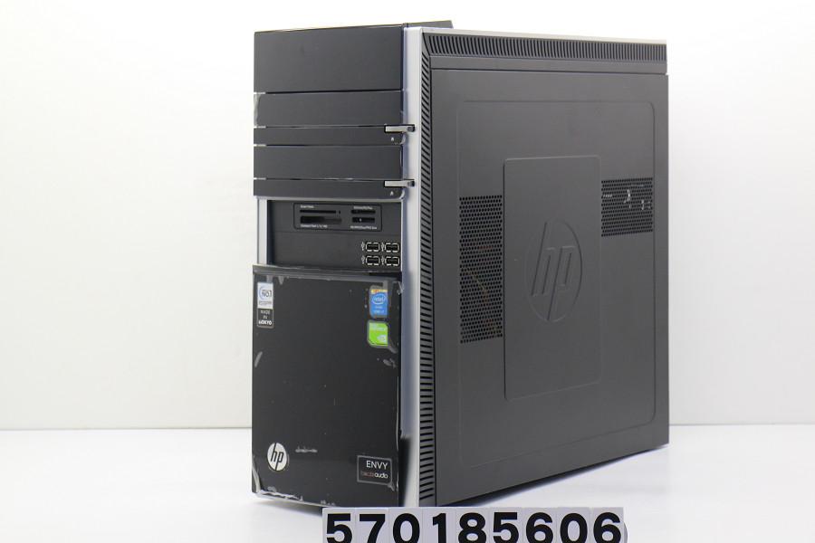 hp ENVY 700-260jp Core i7 4770 3.4GHz/4GB/500GB/Multi/Win10【中古】【20181102】